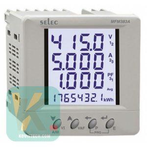 Đồng hồ đa năng SELEC MFM383A
