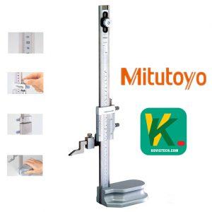 Thước đo cao cơ khí 300mm 514-102 Mitutoyo