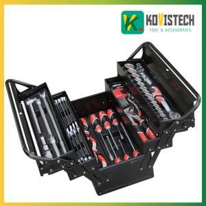 Bộ dụng cụ YATO 64 chi tiết YT-38950