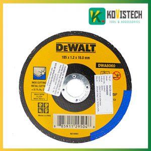 Đá cắt inox Dewalt DWA8060-B1
