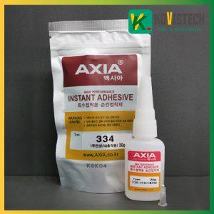 Keo dán AXIA 334
